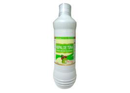 Nopal extracto bebible con linaza, camu camu y hojas de stevia - Botella x 600 ml