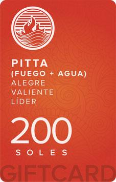 Gift Card Pitta 200