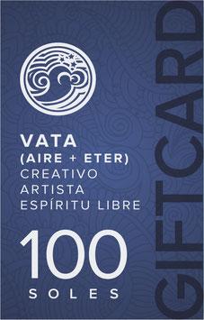 Gift Card Vata 100
