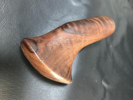 ウオールナット杢 ガングリップ