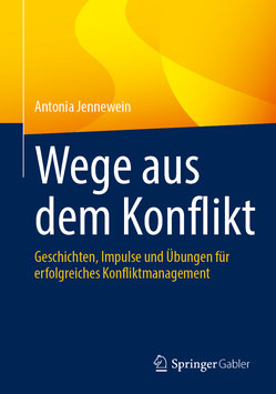 "Buch ""Wege aus dem Konflikt"" - signiert"