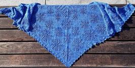 Wolle für Kobri Nr. 2 Schneeflockendreiecks Tuch