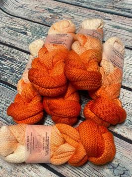 Lovely Einfachblank - Farbverlauf Natur-Orange