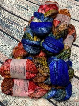 Lovely Einfachblank - Farbverlauf Quatsch in mehreren Farben mit Sprenkel