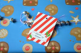 Plätzchen • Geschenkpapier
