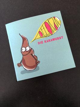 Ottokar die Kakawurst • Kinderbüchlein