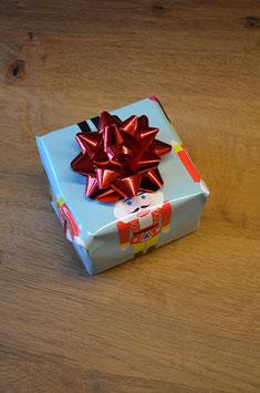 Nussknacker • Geschenkpapier