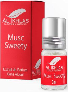 Misk Al Ikhlas Sweety 3 ml Parfümöl
