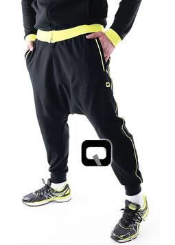 Jogginghose Lift Sport Farbe Neon Gelb