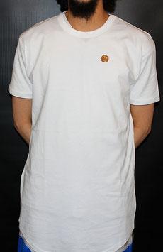 Metal Jersey T-Shirt Organic Farbe Weiß
