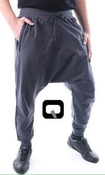 Sarouel Lift Jogginghose Farbe dunkel Grau