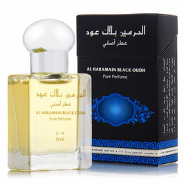 Al Haramain Black Oudh 15 ml Parfümöl