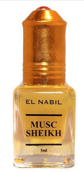 El Nabil Misk Skeikh 5 ml Parfümöl
