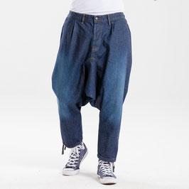 Jeanshose Evo Long Farbe Blau