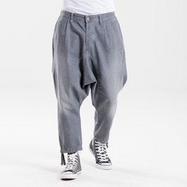Jeanshose Evo Long Farbe Grau