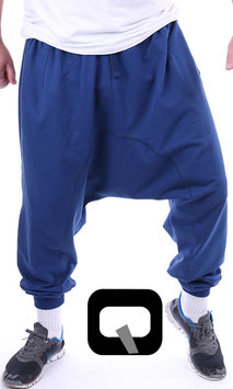 Winter Jogging Hose Farbe Blau