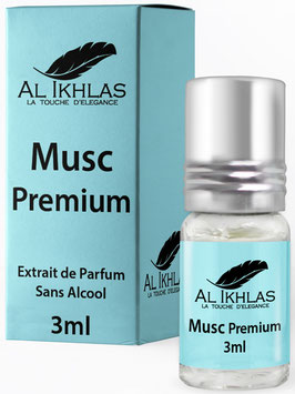 Misk Al Ikhlas Premium 3 ml Parfümöl