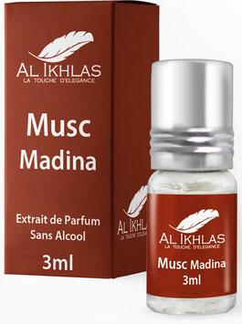 Misk Al Ikhlas Madina 3 ml Parfümöl