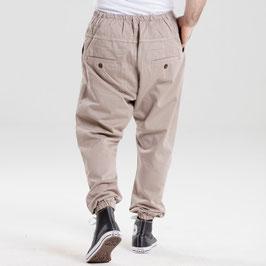 Jeanshose Pantalon Usual Fit Farbe Beige