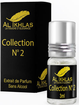 Misk Al Ikhlas Collection N'2 3 ml Parfümöl