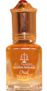 El Nabil Oud Warda 5 ml Parfümöl