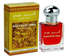 Al Haramain Oudi 15 ml Parfümöl