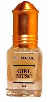 El Nabil Girl Musc 5 ml Parfümöl