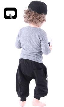 Jogging Hose Kind Lift  Entfant Farbe Schwarz