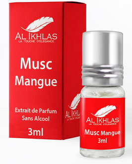Misk Al Ikhlas Mangue 3 ml Parfümöl