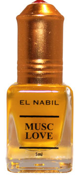 El Nabil Misk Love 5 ml Parfümöl