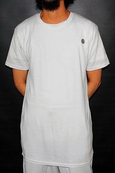 Metal Jersey T-Shirt Urban Farbe Weiß
