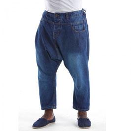 Jeanshose Pantalon Usual Fit Farbe Blau
