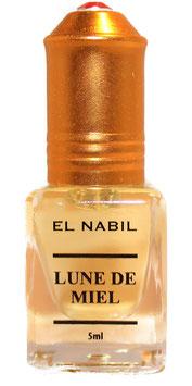 El Nabil Misk Lune de Miel 5 ml Parfümöl