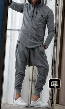 Ensemble Onyx Joggingnanzug Farbe Dunkelgrau