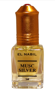 El Nabil Silver 5 ml Parfümöl