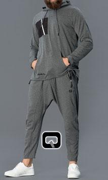 Survetement Impact Jogginganzug Farbe Dunkel-Grau