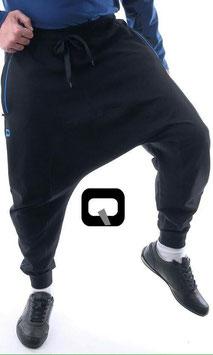 Serouel Lift Jogginghose Dunkelblau mit blauen Streifen
