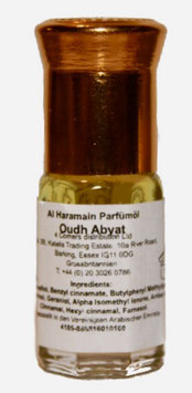 Al Haramain Oudh Abyat Parfümöl