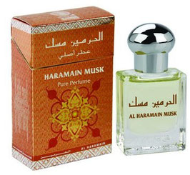 Al Haramain Musk 15 ml Parfümöl