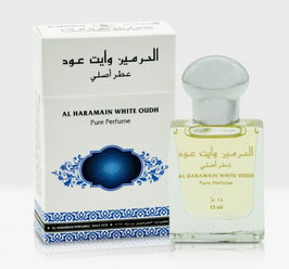 Al Haramain White Oudh 15 ml Parfümöl