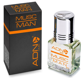 Musc Man 5 ml Parfümöl