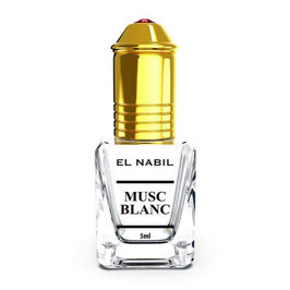 El Nabil Musc Blanc 5 ml Parfümöl