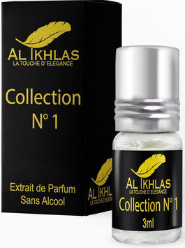 Misk Al Ikhlas Collection N 1 3 ml Parfümöl