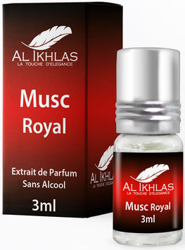 Misk Al Ikhlas Royal 3 ml Parfümöl