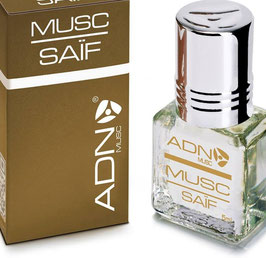 Musc Saif 5 ml Parfümöl