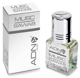 Musc Sawab 5 ml Parfümöl