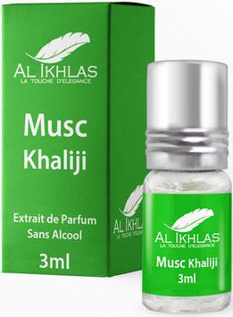 Misk Al Ikhlas Khaliji 3 ml Parfümöl