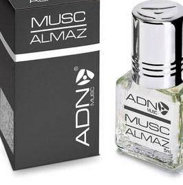 Musc Almaz 5 ml Parfümöl