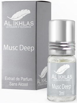 Misk Al Ikhlas Deep 3 ml Parfümöl