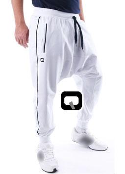 Sarouel Lift Jogginghose Farbe Weiß